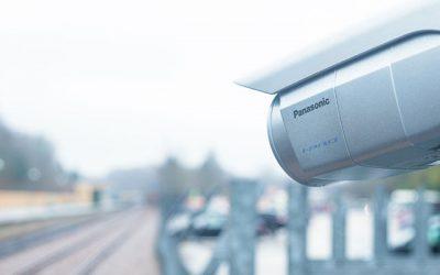 Panasonic's proactive CCTV